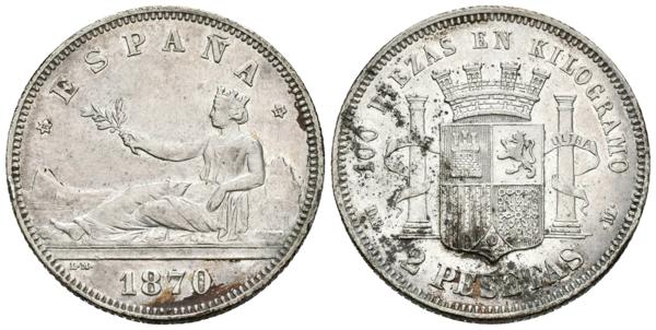 637 - Centenary of the Peseta