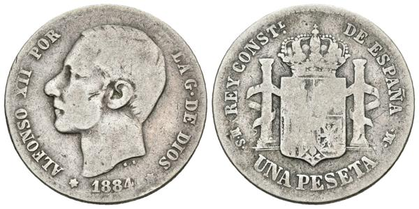643 - Centenary of the Peseta