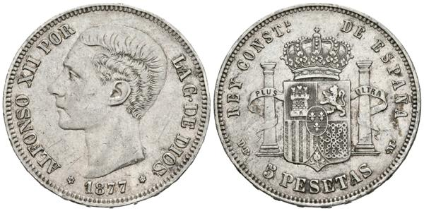 647 - Centenary of the Peseta