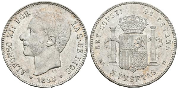 649 - Centenary of the Peseta