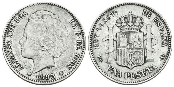 662 - Centenary of the Peseta