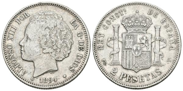 670 - Centenary of the Peseta