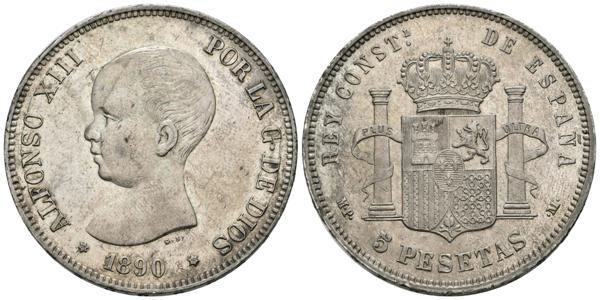 673 - Centenary of the Peseta