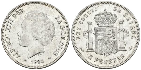 675 - Centenary of the Peseta