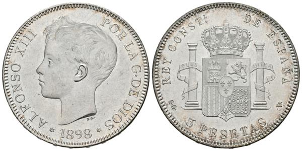 677 - Centenary of the Peseta