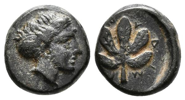 6 - Ancient Greek coins
