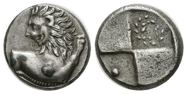 8 - Ancient Greek coins
