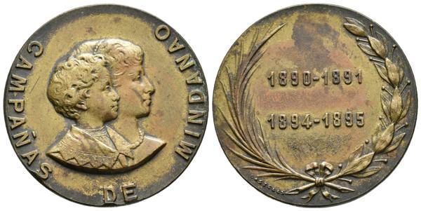 940 - Medallas