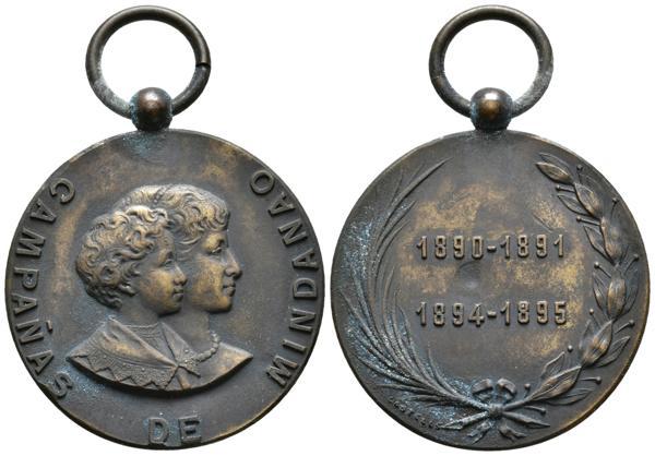 941 - Medallas