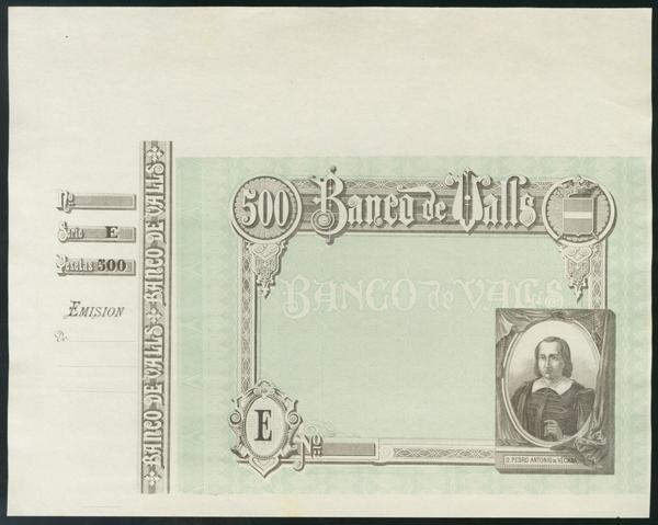 952 - Billetes Españoles
