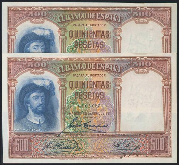 974 - Billetes Españoles