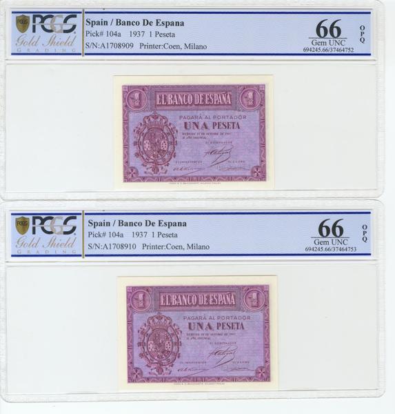 995 - Billetes Españoles