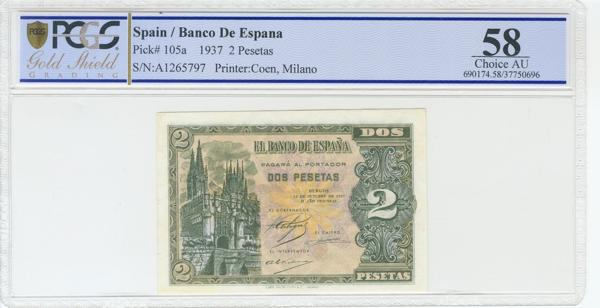996 - Billetes Españoles