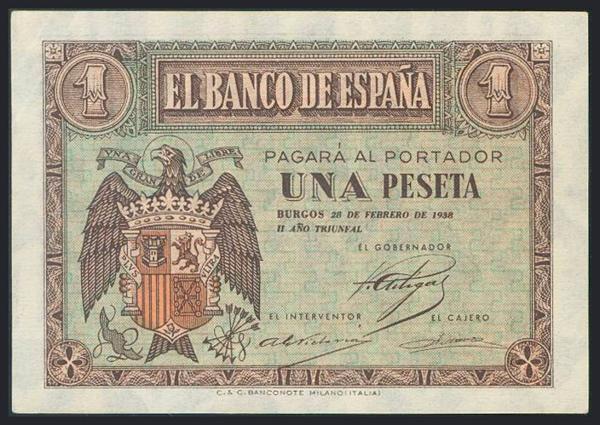 997 - Billetes Españoles