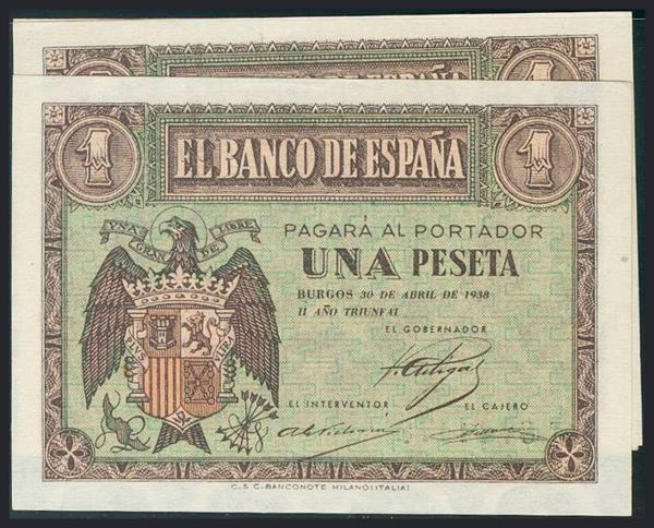 999 - Billetes Españoles
