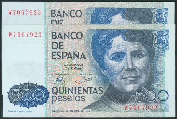 M0000005712 - Spanish Bank Notes