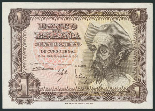 M0000005716 - Spanish Bank Notes