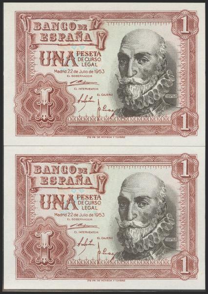 M0000005724 - Billetes Españoles
