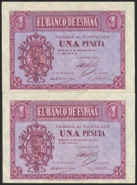 M0000005733 - Billetes Españoles