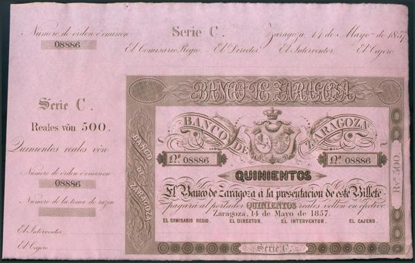 M0000005894 - Billetes Españoles