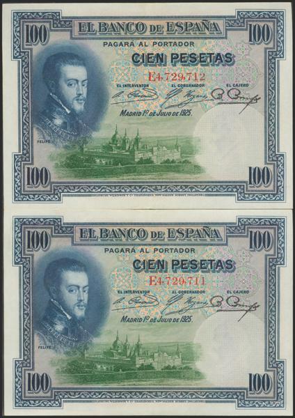 M0000005895 - Billetes Españoles