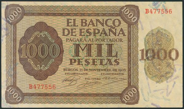 M0000005896 - Billetes Españoles