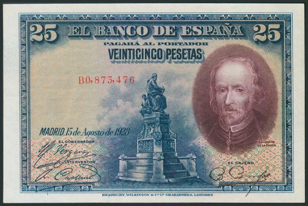 M0000005897 - Billetes Españoles