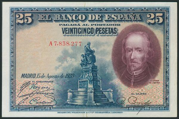M0000005898 - Billetes Españoles