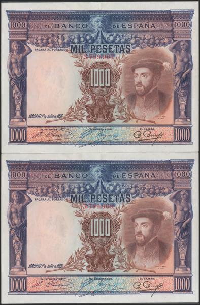 M0000005899 - Billetes Españoles