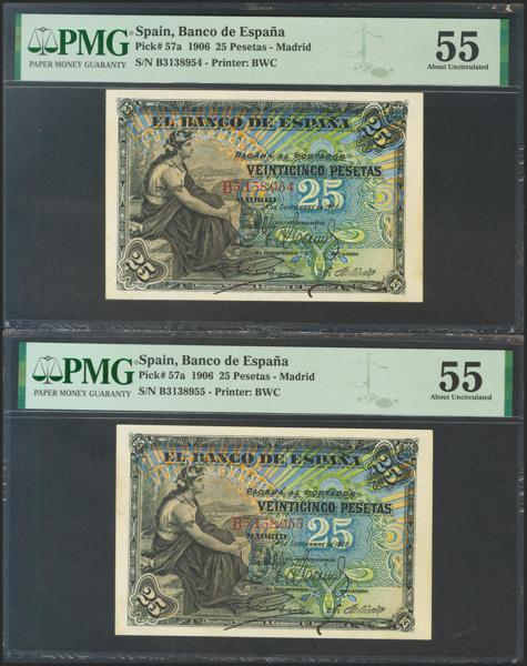 M0000005903 - Billetes Españoles