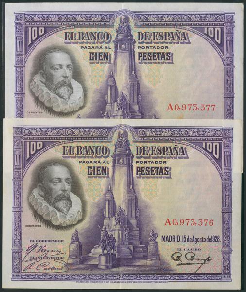 M0000005905 - Billetes Españoles