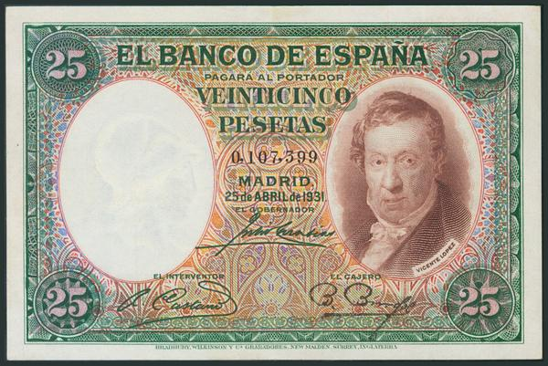 M0000005907 - Billetes Españoles