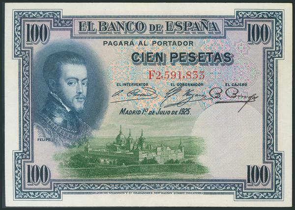 M0000005910 - Spanish Bank Notes