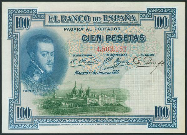 M0000005917 - Billetes Españoles