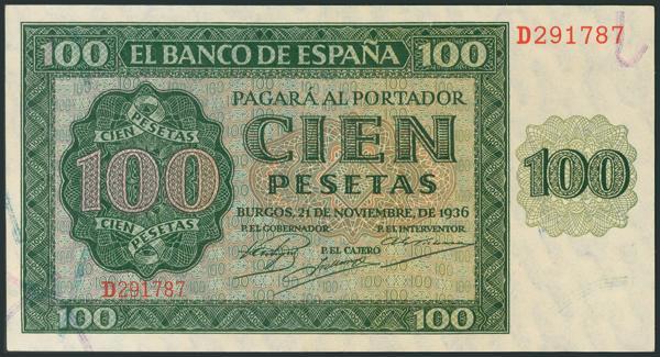 M0000005918 - Billetes Españoles