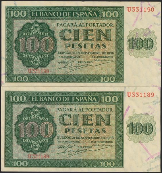 M0000005919 - Billetes Españoles