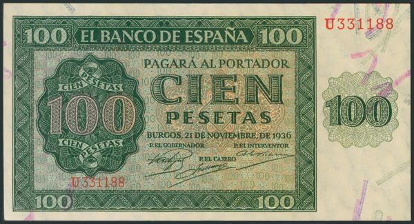 M0000005925 - Billetes Españoles