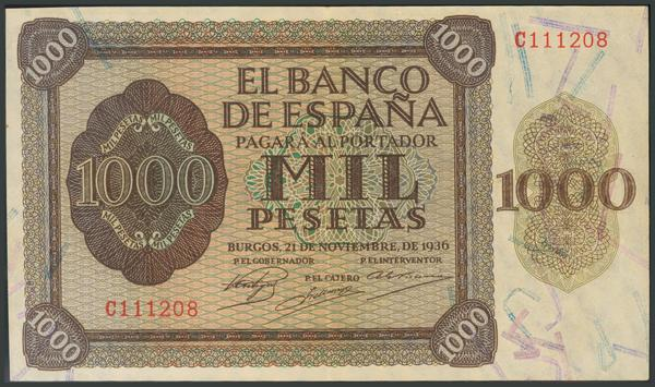 M0000005928 - Billetes Españoles