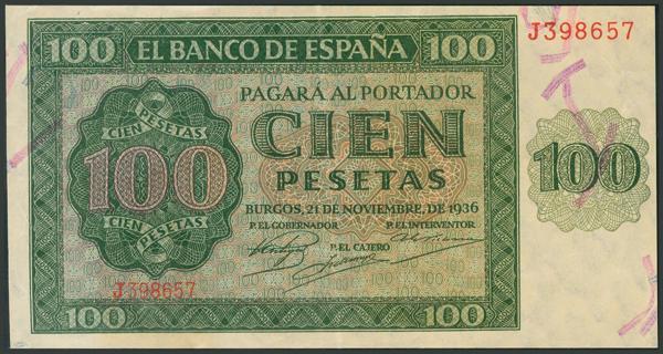 M0000005954 - Billetes Españoles