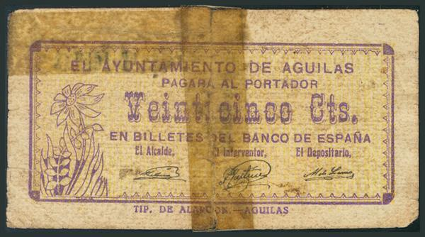M0000005960 - Billetes Guerra Civil