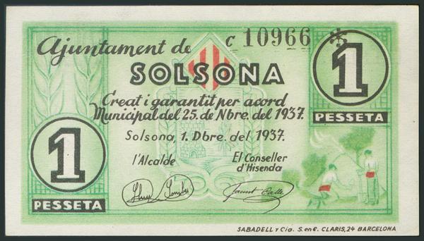 M0000005966 - Billetes Guerra Civil