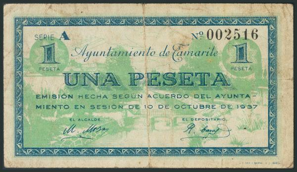 M0000005967 - Billetes Guerra Civil