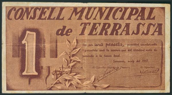 M0000005973 - Billetes Guerra Civil