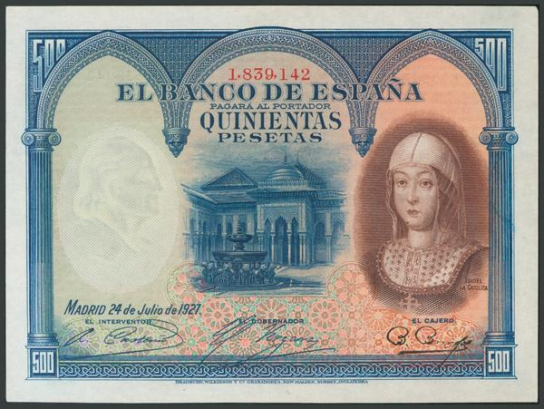 M0000006088 - Billetes Españoles