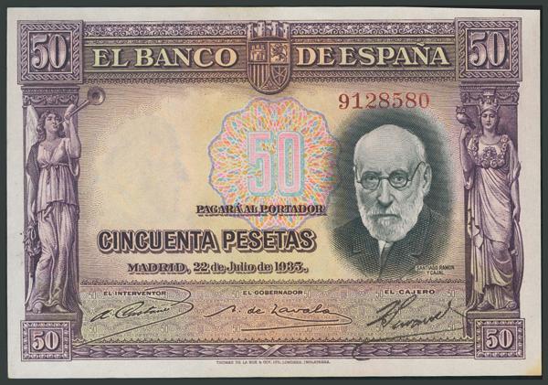 M0000006098 - Billetes Españoles