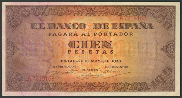 M0000006124 - Billetes Españoles