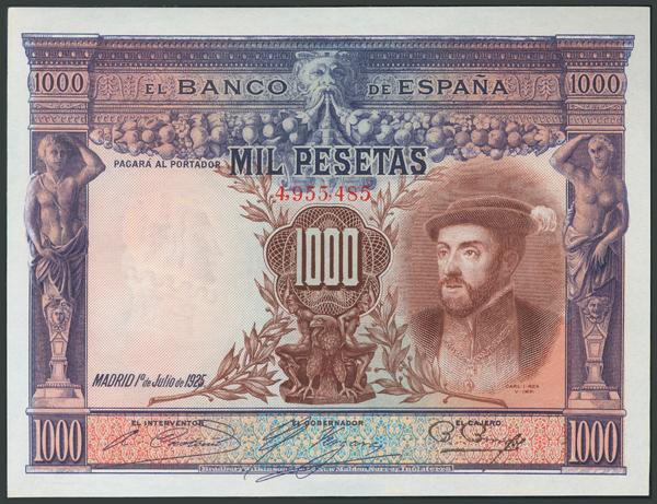 M0000006172 - Billetes Españoles