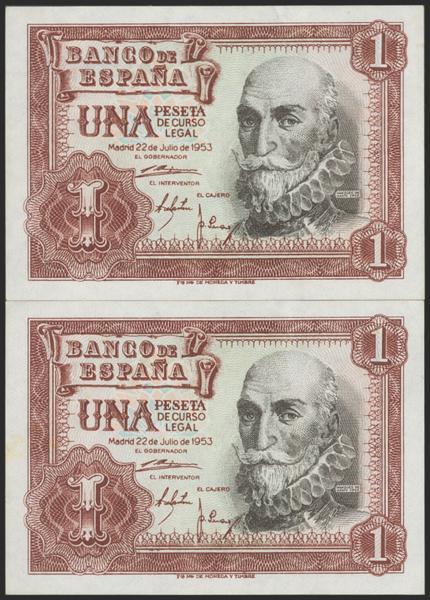 M0000006230 - Billetes Españoles
