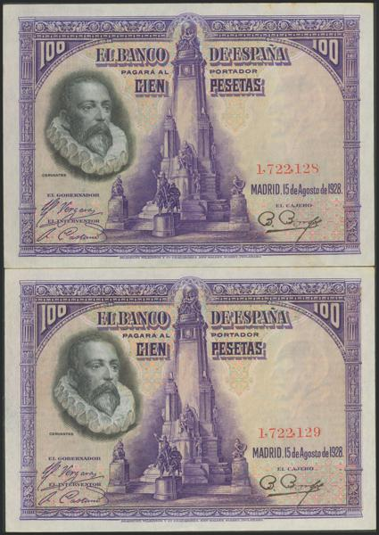 M0000006238 - Billetes Españoles