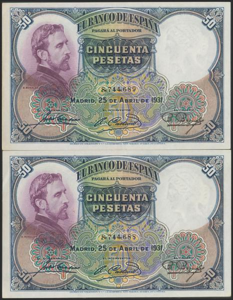 M0000006243 - Billetes Españoles